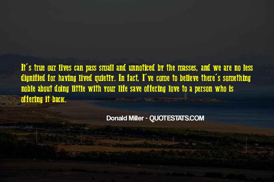 Quotes About Doing Something About It #406770