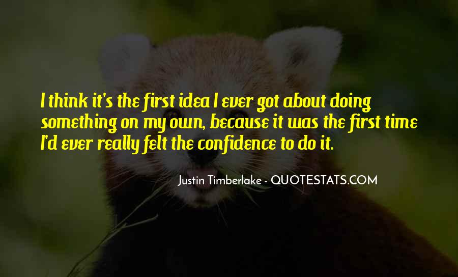 Quotes About Doing Something About It #447208