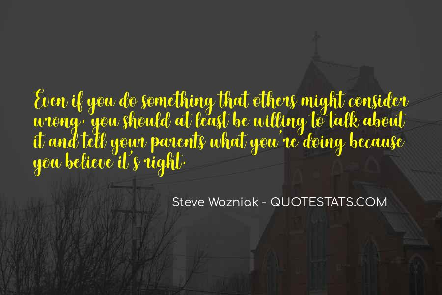 Quotes About Doing Something About It #533304