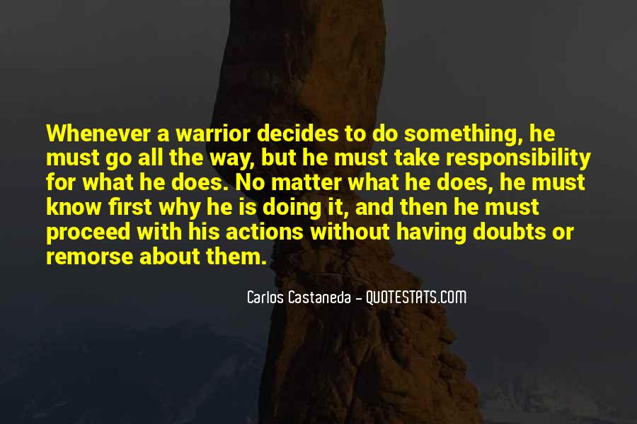 Quotes About Doing Something About It #539286