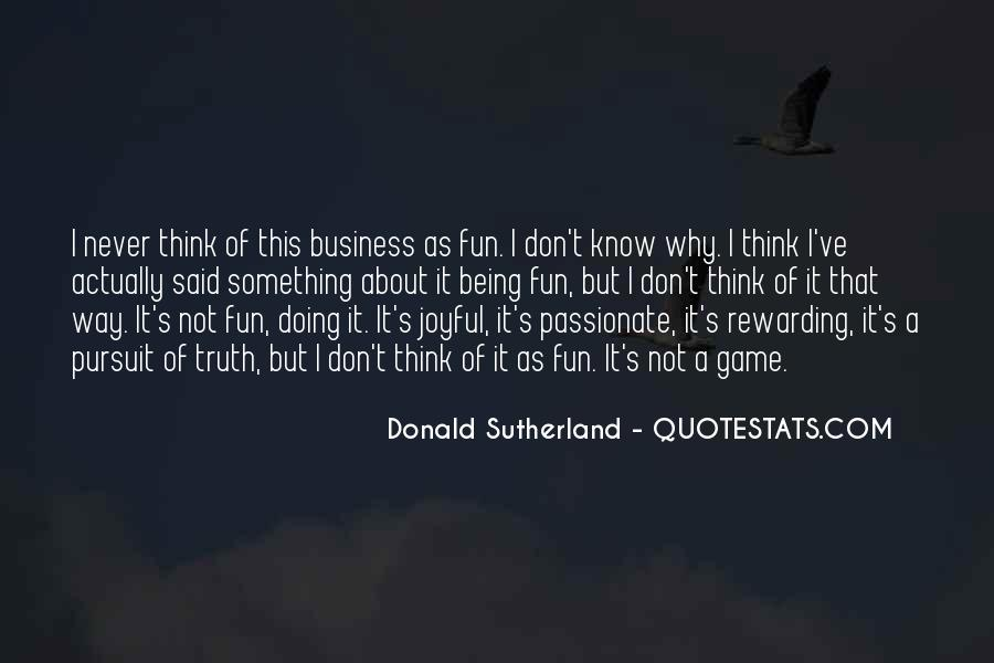 Quotes About Doing Something About It #568201