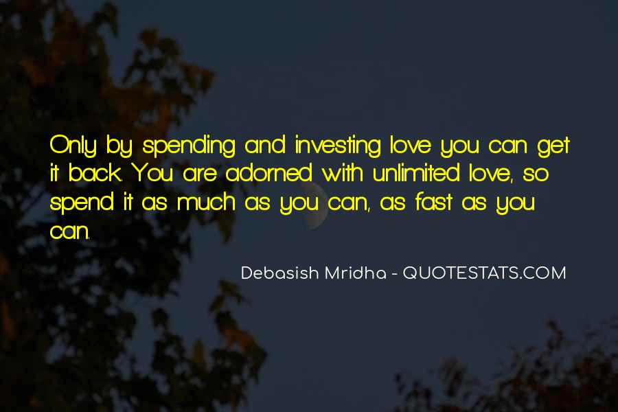 Quotes About Spending Your Life With Someone You Love #1532467