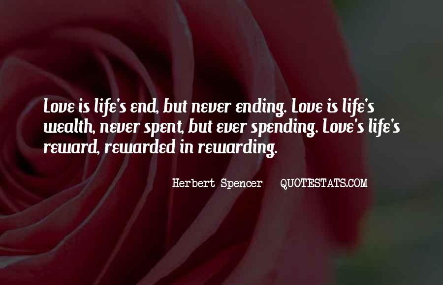 Quotes About Spending Your Life With Someone You Love #225986