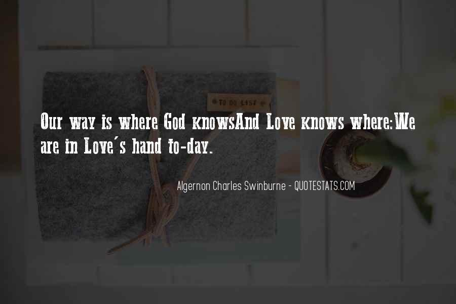 Quotes About Love God And Life #118069