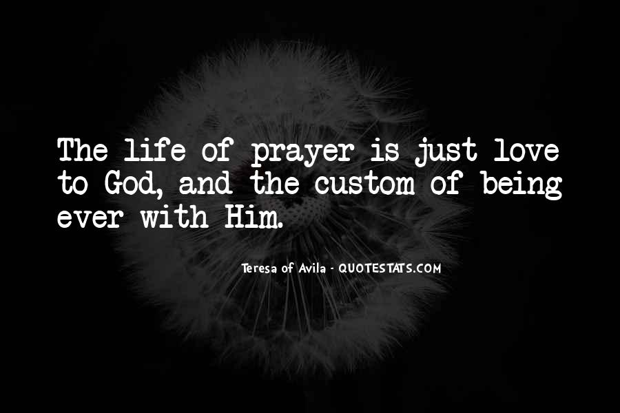 Quotes About Love God And Life #161461