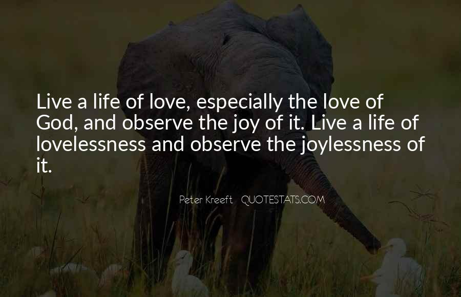 Quotes About Love God And Life #207031