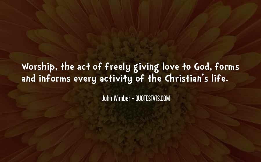 Quotes About Love God And Life #287465