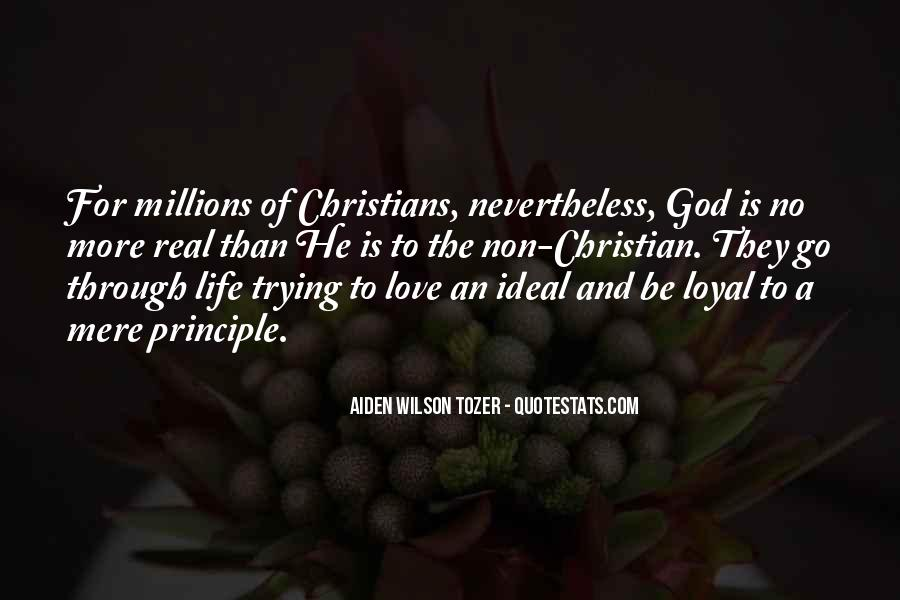 Quotes About Love God And Life #326435