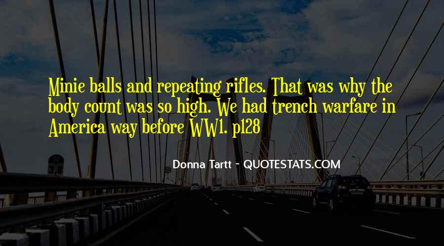 Quotes About Ww1 #1208655