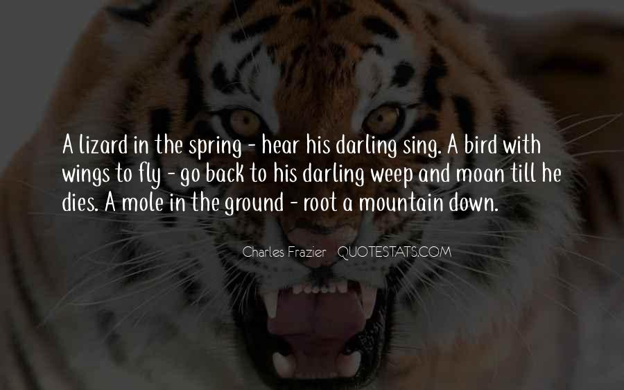 Quotes About Roots And Wings #1764939