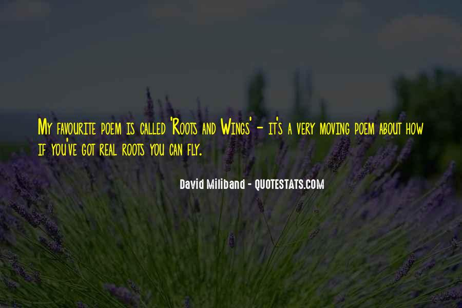Quotes About Roots And Wings #1778628