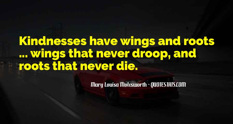 Quotes About Roots And Wings #1819346