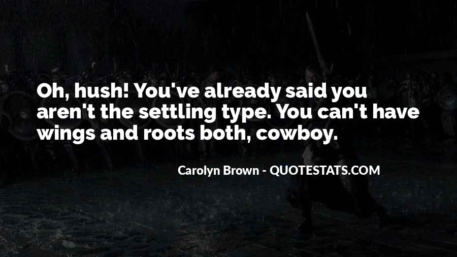 Quotes About Roots And Wings #304161