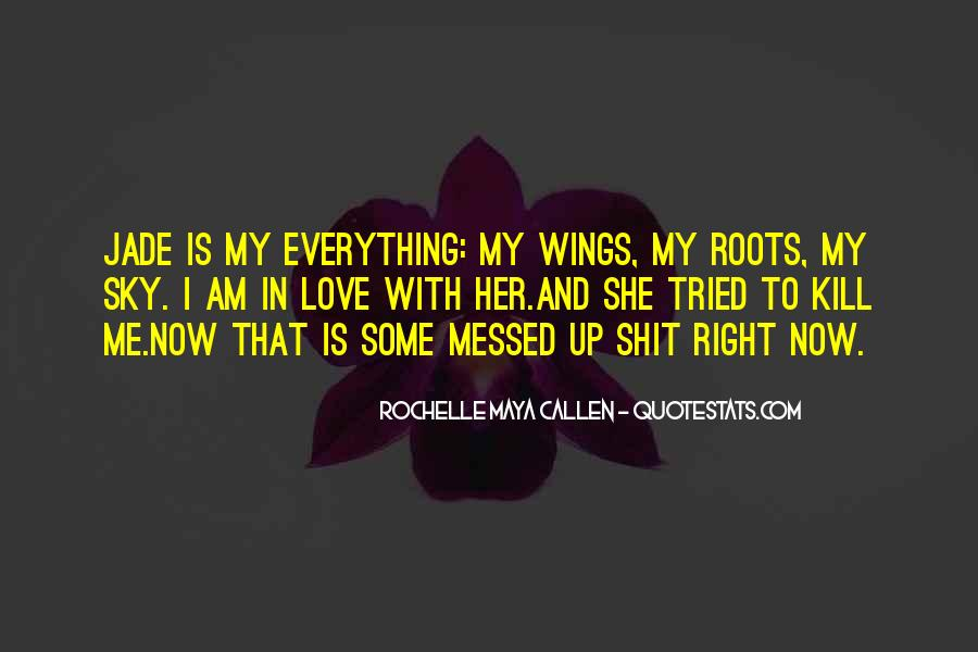 Quotes About Roots And Wings #892632