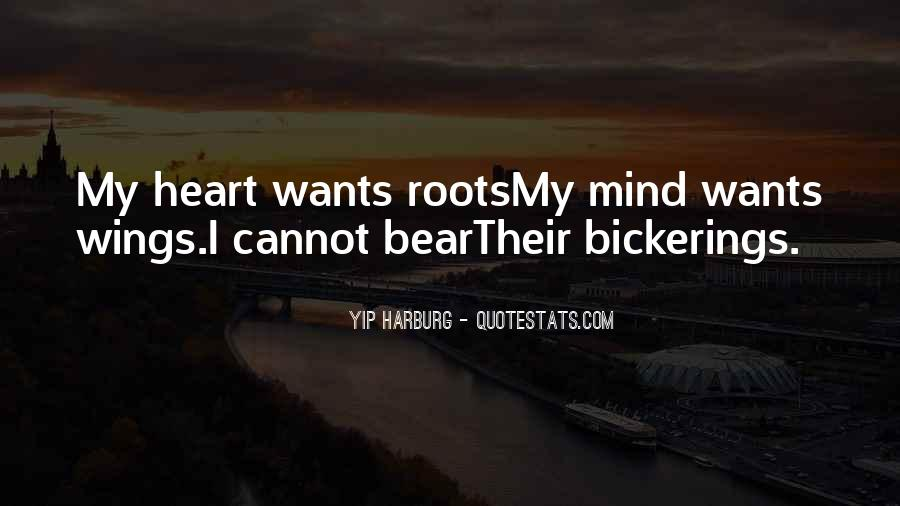 Quotes About Roots And Wings #952981