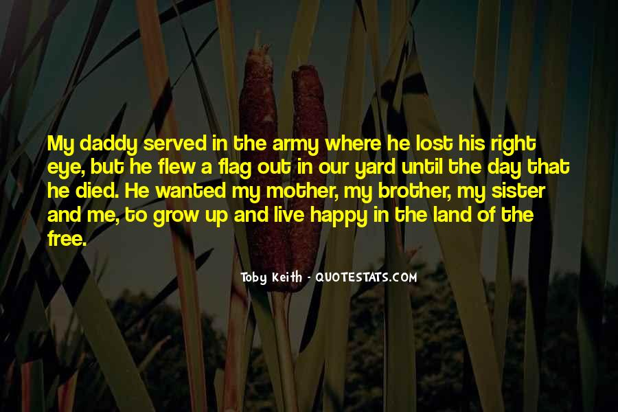 Quotes About Daddy Died #1644584