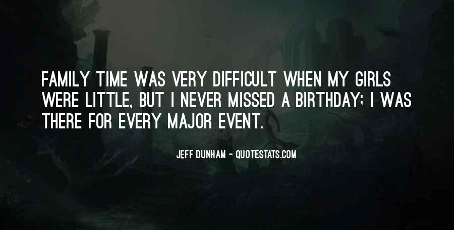 Quotes About Birthday And Family #1235237