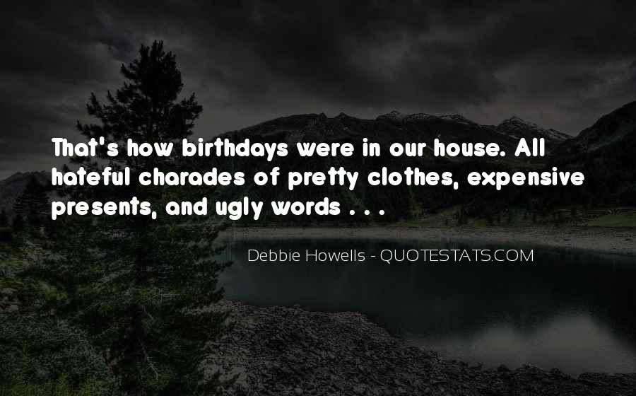 Quotes About Birthday And Family #1330431