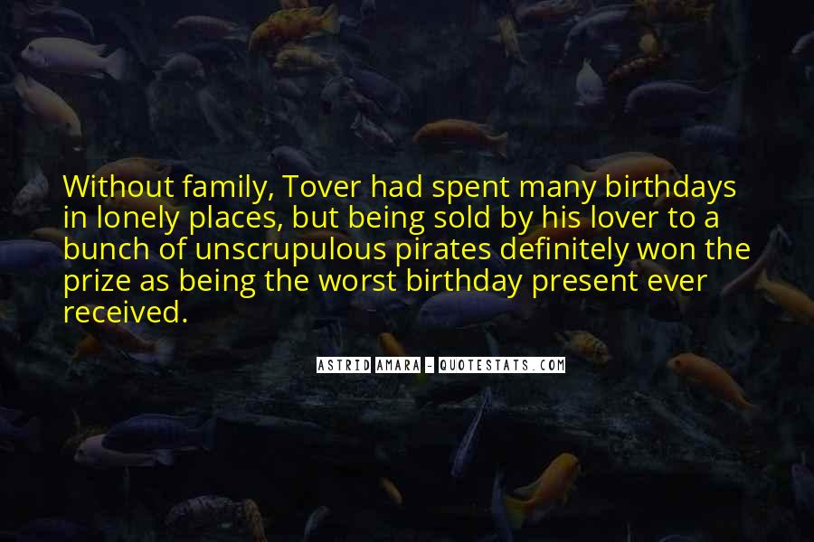 Quotes About Birthday And Family #264660
