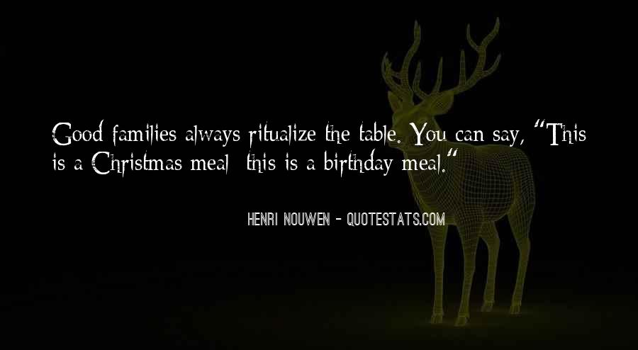 Quotes About Birthday And Family #333993