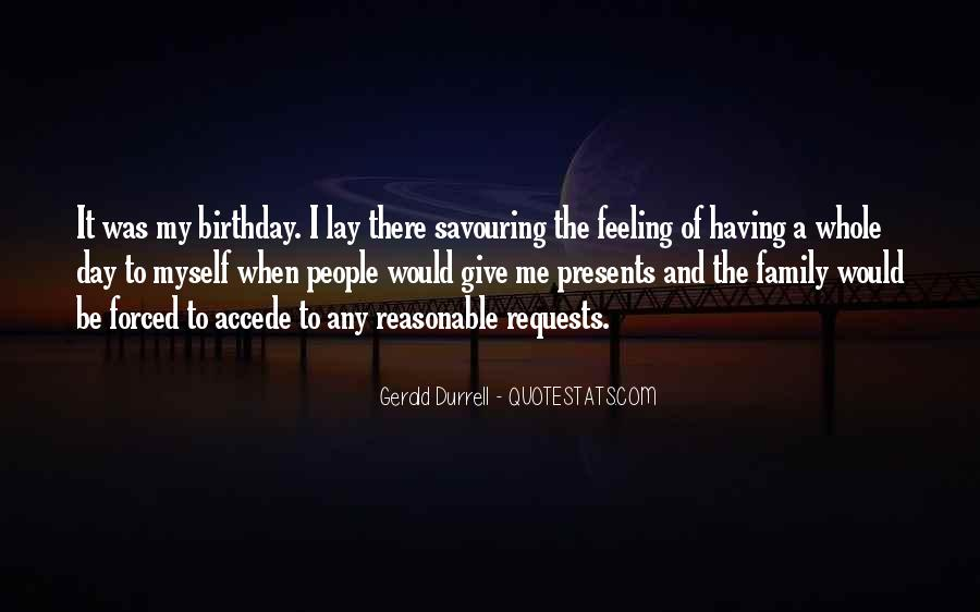 Quotes About Birthday And Family #346547