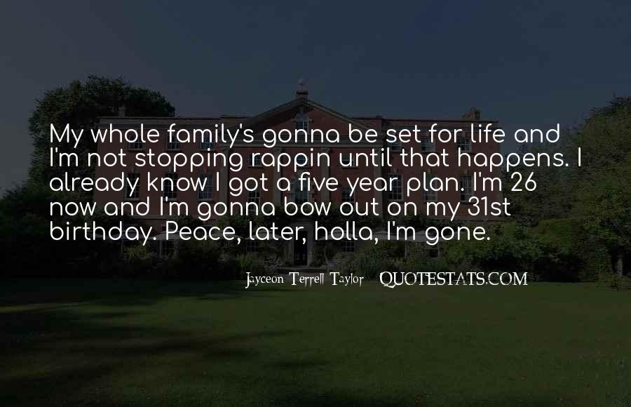Quotes About Birthday And Family #437285