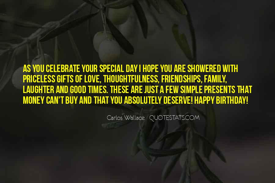 Quotes About Birthday And Family #689740
