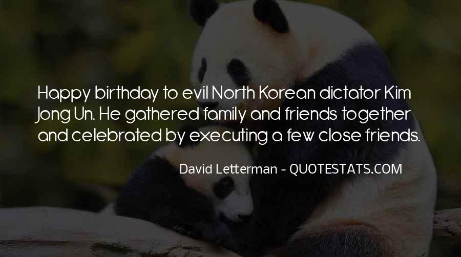 Quotes About Birthday And Family #825329