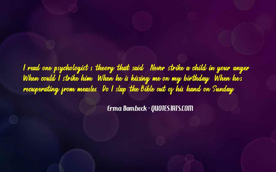 Quotes About Birthday And Family #840058