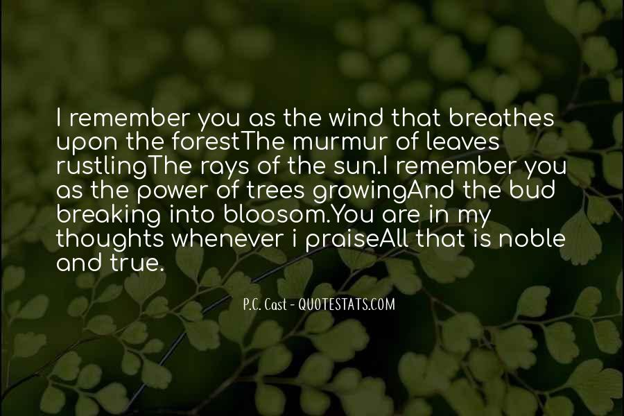 Quotes About Growing Up And Trees #1120760