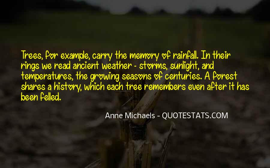 Quotes About Growing Up And Trees #780651
