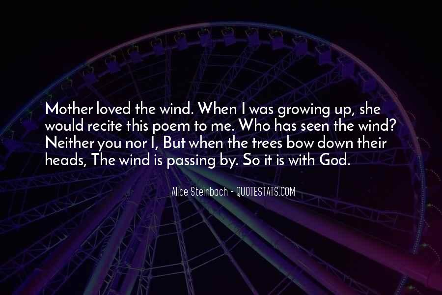 Quotes About Growing Up And Trees #957872