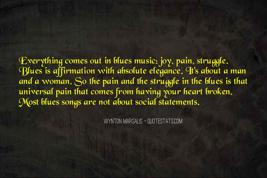 Quotes About Music And Heart #14252