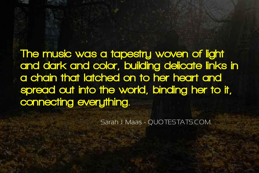 Quotes About Music And Heart #145800