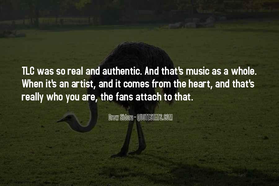 Quotes About Music And Heart #173081
