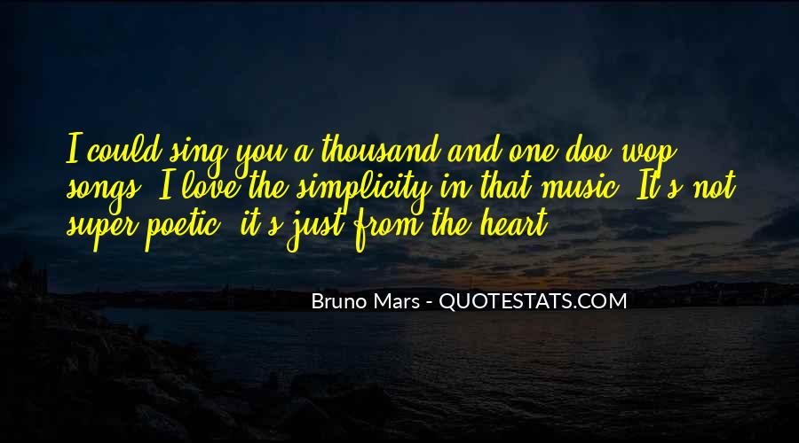 Quotes About Music And Heart #185822