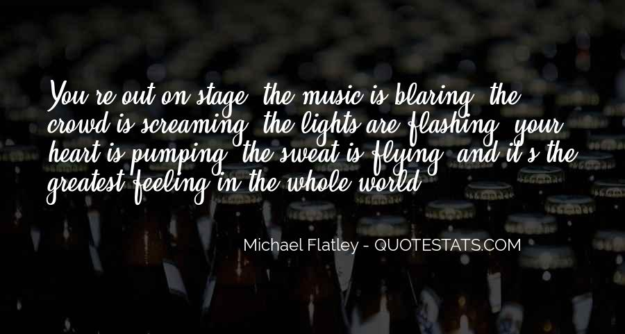 Quotes About Music And Heart #211641