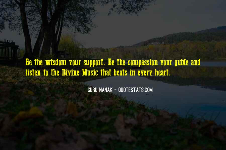 Quotes About Music And Heart #238398