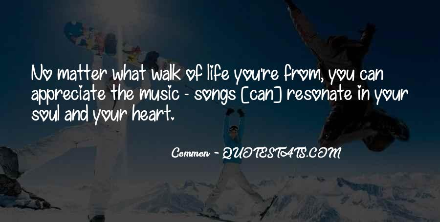 Quotes About Music And Heart #239617
