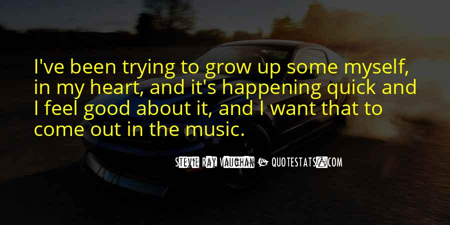 Quotes About Music And Heart #308178