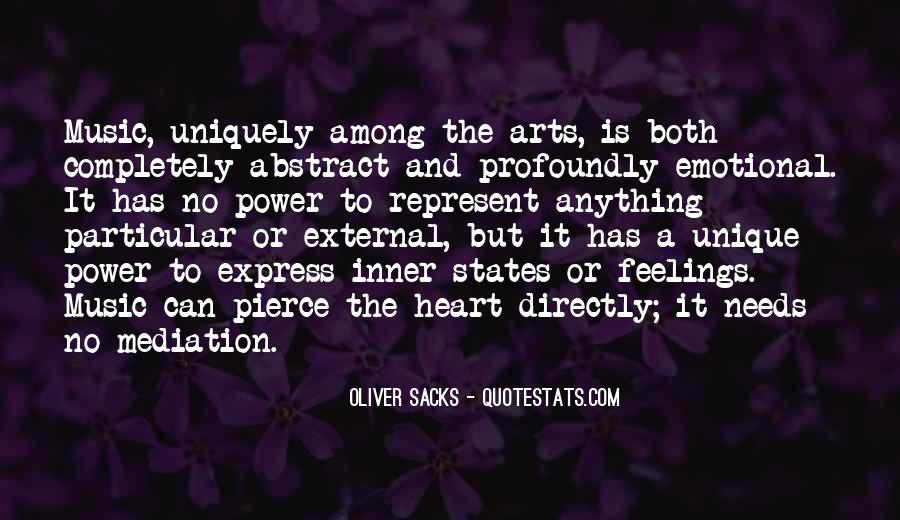 Quotes About Music And Heart #374795