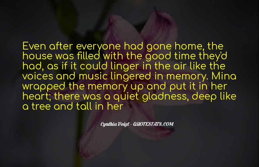 Quotes About Music And Heart #388194
