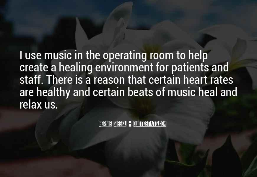 Quotes About Music And Heart #434953