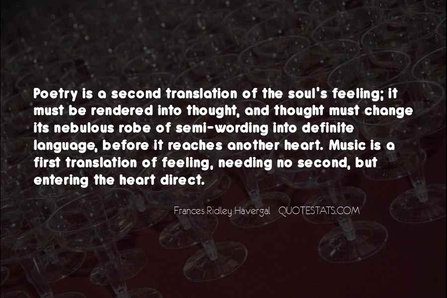 Quotes About Music And Heart #487785