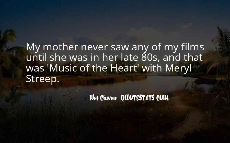 Quotes About Music And Heart #491389