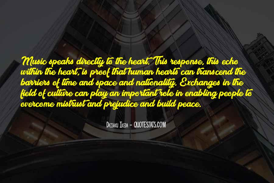 Quotes About Music And Heart #55764