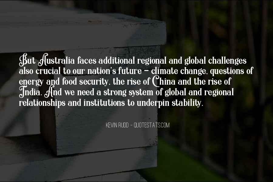 Quotes About China's Rise #1479433