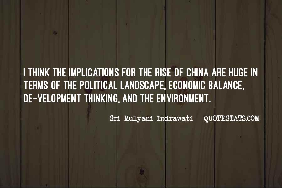 Quotes About China's Rise #230051