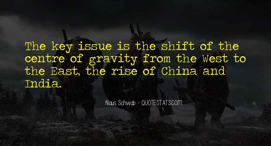 Quotes About China's Rise #31002