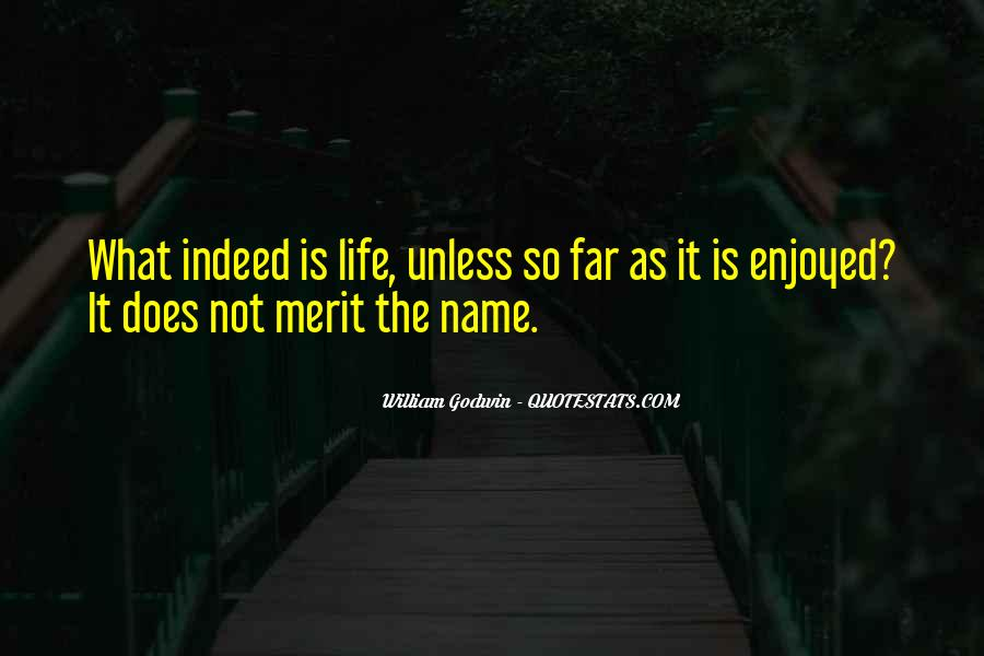 Quotes About Life It Is What It Is #27318